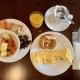 German Hotel Breakfast