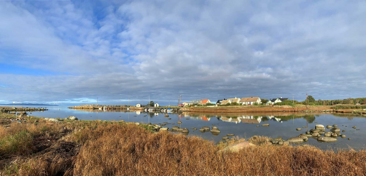 Lervik Harbor