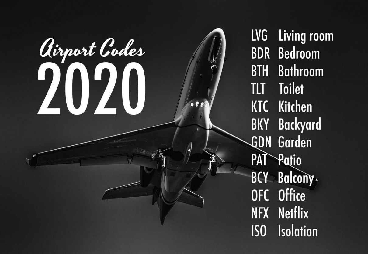 Airport Codes 2020