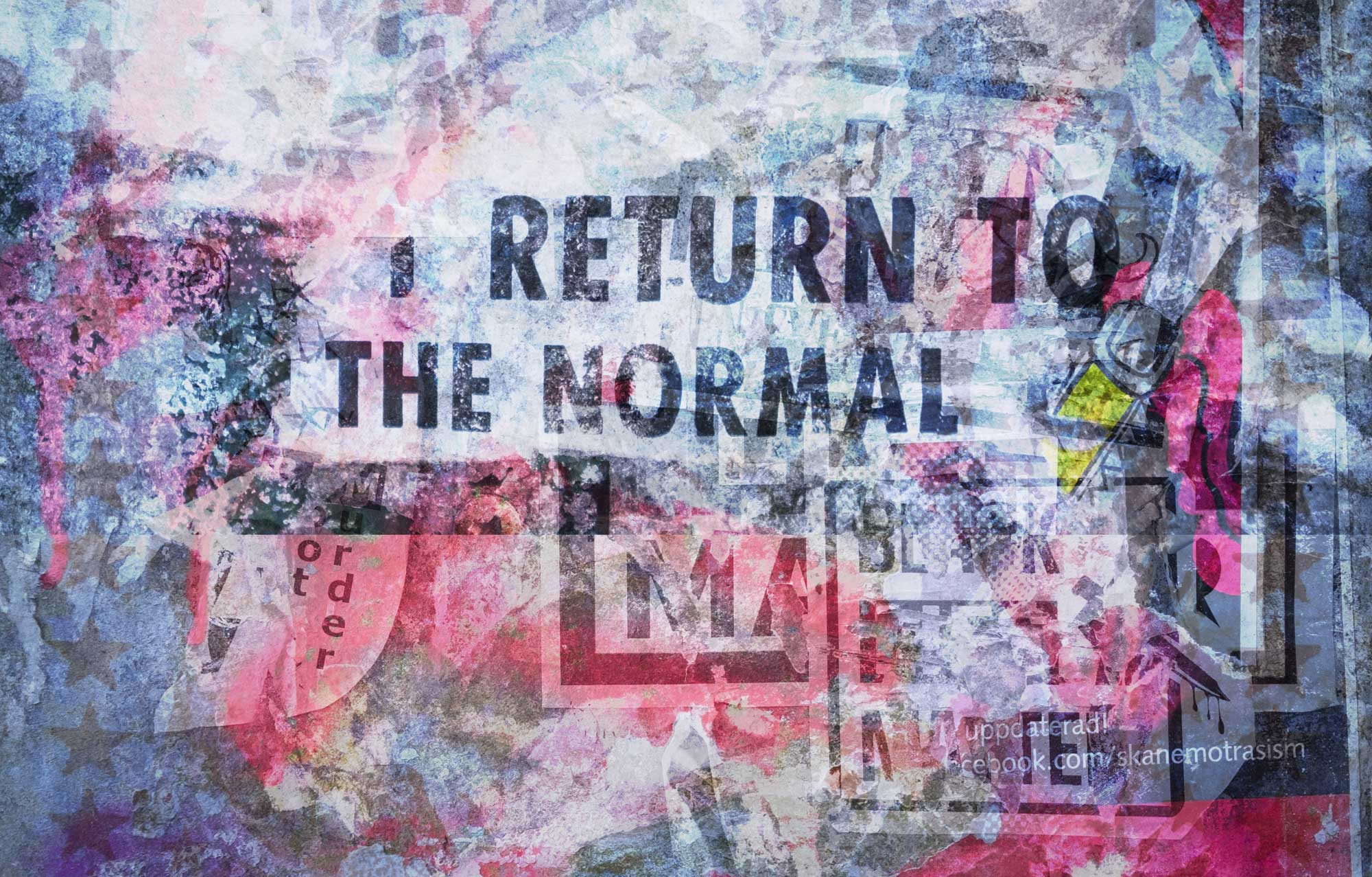 return to normal