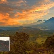 volcano Guatemala